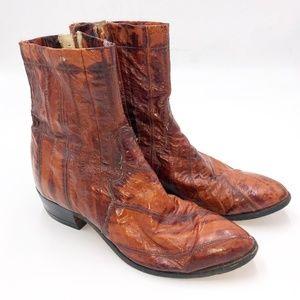 Tony Lama Men's Leather Boots